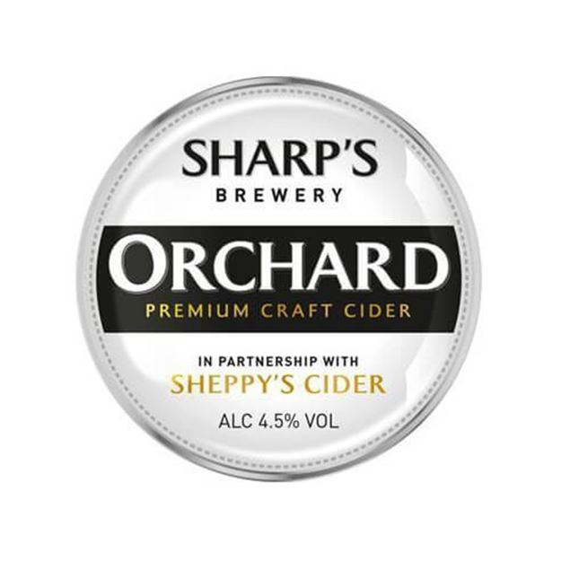 Sharps Orchard Keg - Venus Wine & Spirit