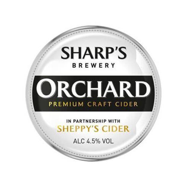 Sharps Orchard Keg - Venus Wine&Spirit