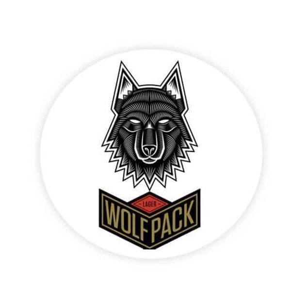 Wolfpack Lager Keg - Venus Wine&Spirit