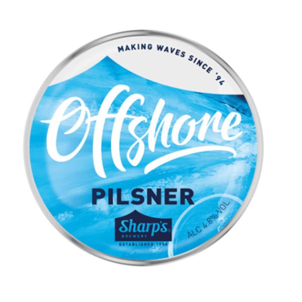 Sharps Pilsner Keg - Venus Wine&Spirit