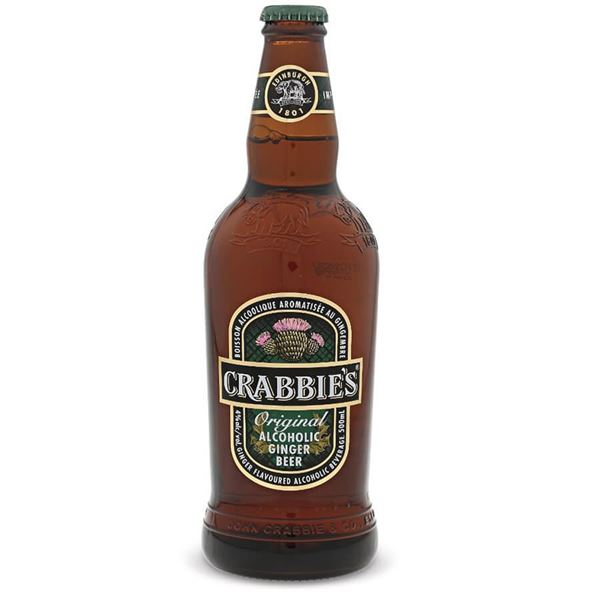 Crabbies Raspberry Ginger Beer - Venus Wine&Spirit