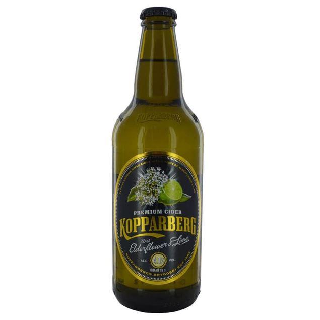 Kopparberg Elderflower&Lime - Venus Wine&Spirit