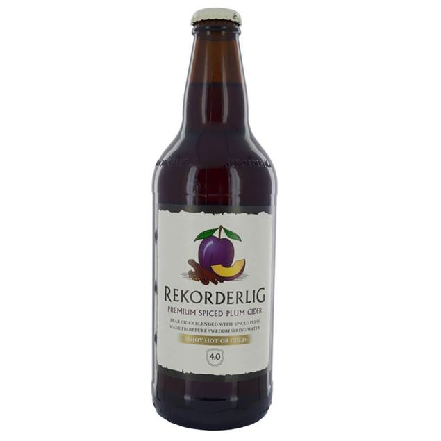 Rekorderlig Spiced Plum - Venus Wine&Spirit