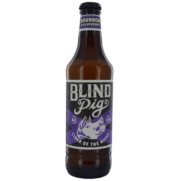 Blind Pig Bourbon&Blueberry Venus Wine&Spirit