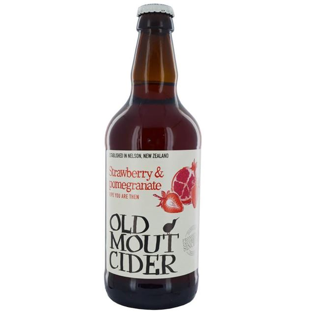 Old Mout Pomegranate&Strawberry - Venus Wine&Spirit