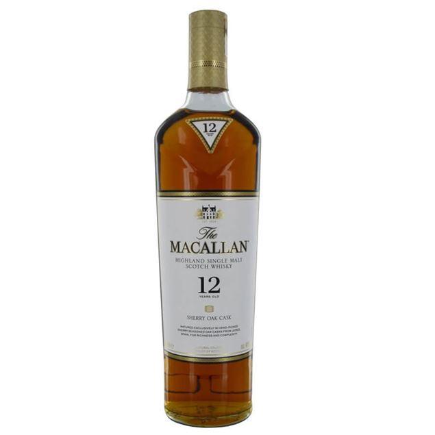 Macallan 12yr Sherry Oak - Venus Wine&Spirit