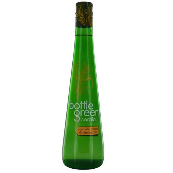 Bottle Green Ginger & Lemongrass Cordial