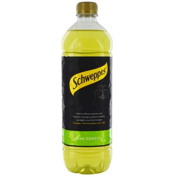 Schweppes Lime Cordial - Venus Wine & Spirit