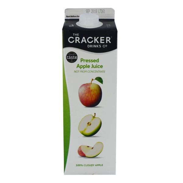 Cracker Apple Juice - Venus Wine & Spirit