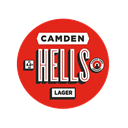 Camden Hells Lager Keg - Venus Wine and Spirit