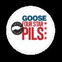Goose island Four Star Pils Keg - Venus Wine & Spirit