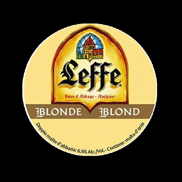 Leffe Blonde Keg - Venus Wine & Spirit