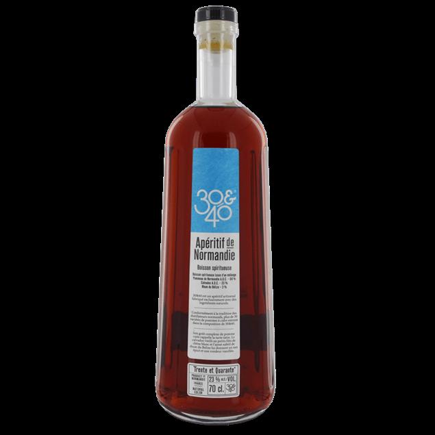 Aperitif de Normandy 30 et 40 - Venus Wine & Spirit