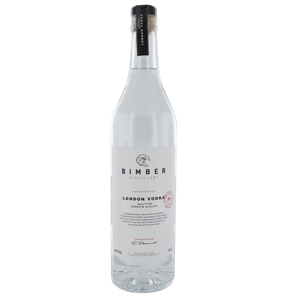 Bimber London Vodka - Venus Wine & Spirit