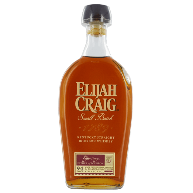 Elijah Craig Small Batch 1789 - Venus Wine & Spirit