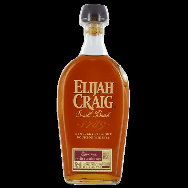 Elijah Craig Small Batch 1789 - Venus Wine & Spirit