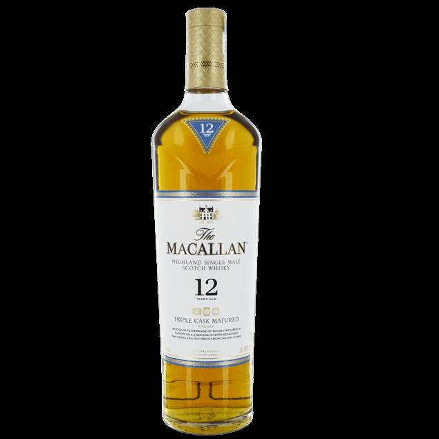 Macallan 12 year old Triple Cask - Venus Wine & Spirit