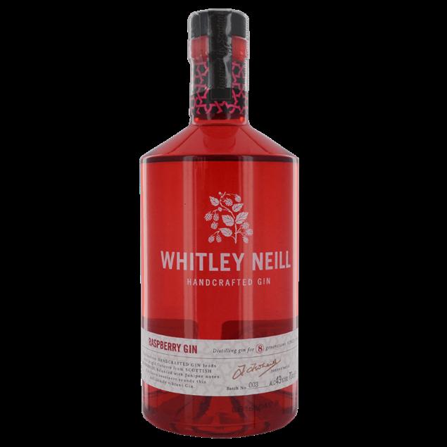 Whitley Neil Raspberry Gin - Venus Wine & Spirit
