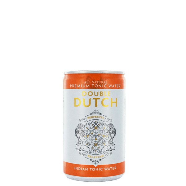 Double Dutch Indian Tonic Water Cans - Venus Wine & Spirit
