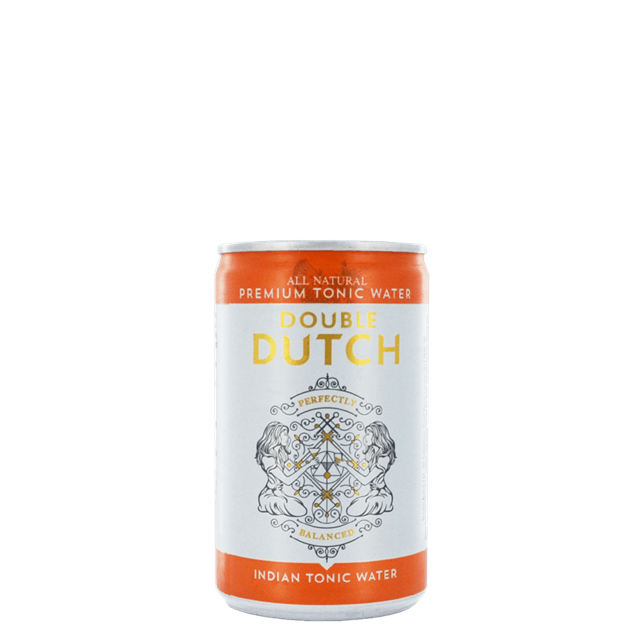 Double Dutch Indian Tonic Water Cans - Venus Wine & Spirit
