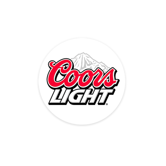Coors Light Lager Keg - Venus Wine & Spirit