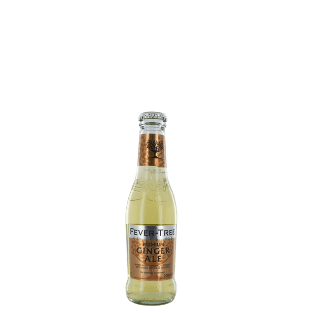 Fever Tree Refreshingly Light Ginger Ale - Venus Wine & Spirit