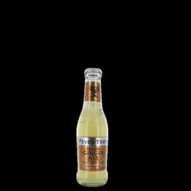 Fever Tree Refreshingly Light Ginger Ale - Venus Wine & Spirit