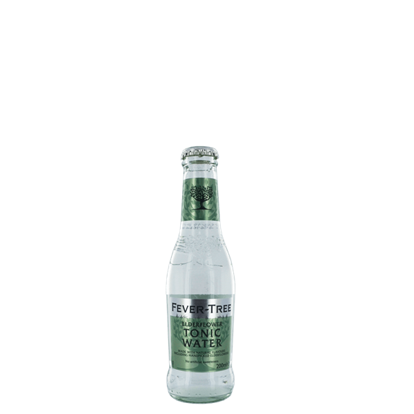 Fever Tree Refreshingly Light Elderflower Tonic - Venus Wine & Spirit