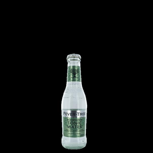 Fever Tree Refreshingly Light Elderflower Tonic - Venus Wine & Spirit