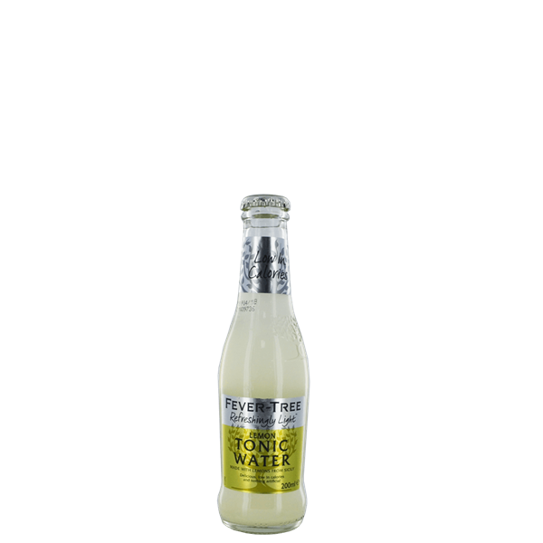 Fever Tree Refreshingly Light Lemon Tonic - Venus Wine & Spirit