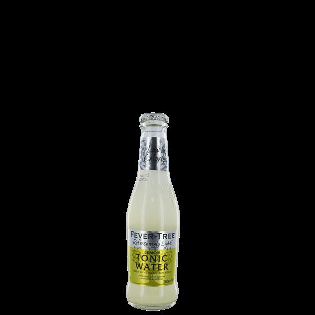 Fever Tree Refreshingly Light Lemon Tonic - Venus Wine & Spirit
