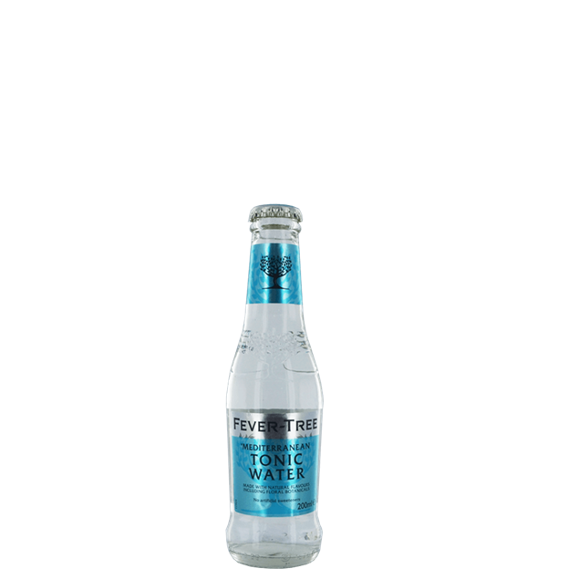 Fever Tree Refreshingly Light Mediterranian Tonic - Venus Wine & Spirit