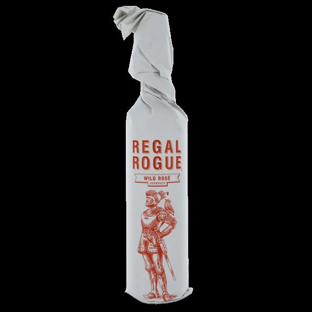 Regal Rogue Wild Rose Vermouth - Venus Wine & Spirit