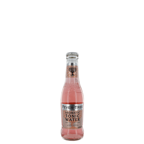 Fever Tree Refreshingly Light Aromatic Tonic - Venus Wine & Spirit
