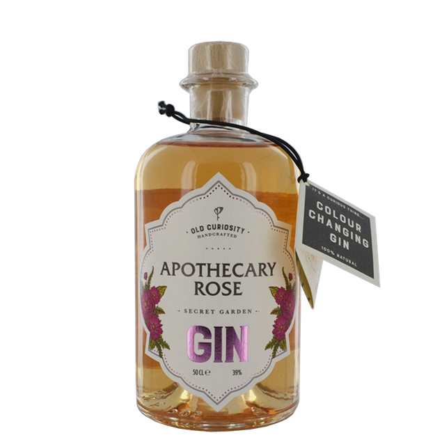 Old Curiosity Gin Apothecary Rose - Venus Wine & Spirit