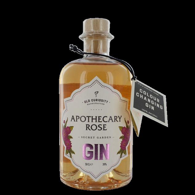 Old Curiosity Gin Apothecary Rose - Venus Wine & Spirit