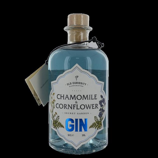 Old Curiosity Gin Chamomile & Cornflower - Venus Wine & Spirit