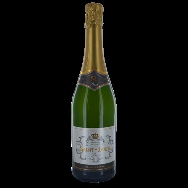 St. Louis Brut Sparkling - Venus Wine & Spirit