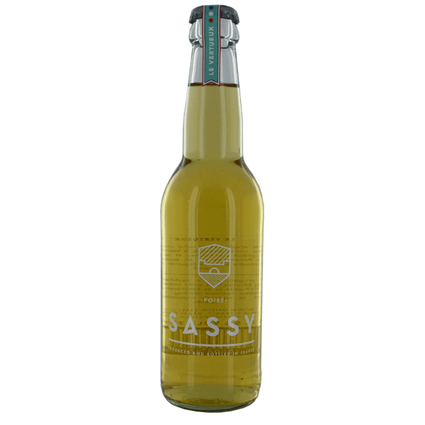 Sassy Cider Pear NRB - Venus Wine & Spirit