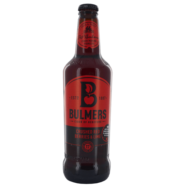 Bulmers Red Berries & Lime