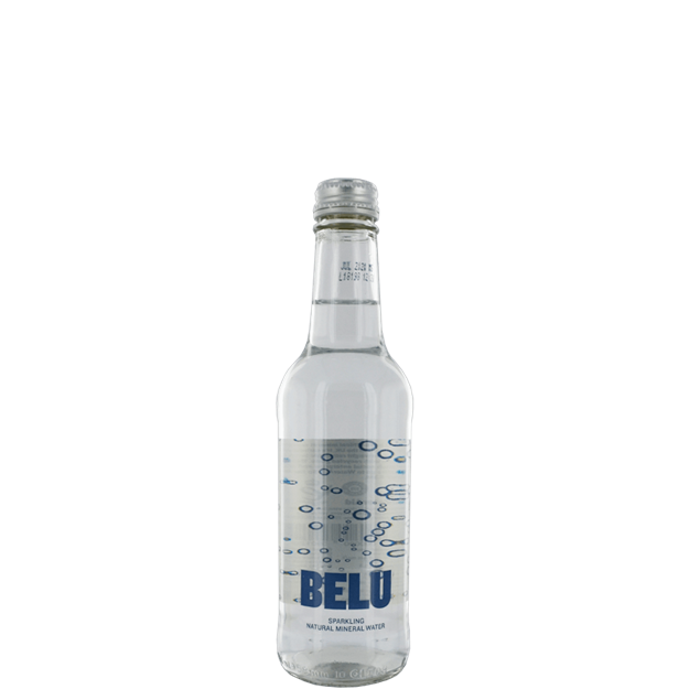 Belu Sparkling Water  330ml - Venus Wine & Spirit