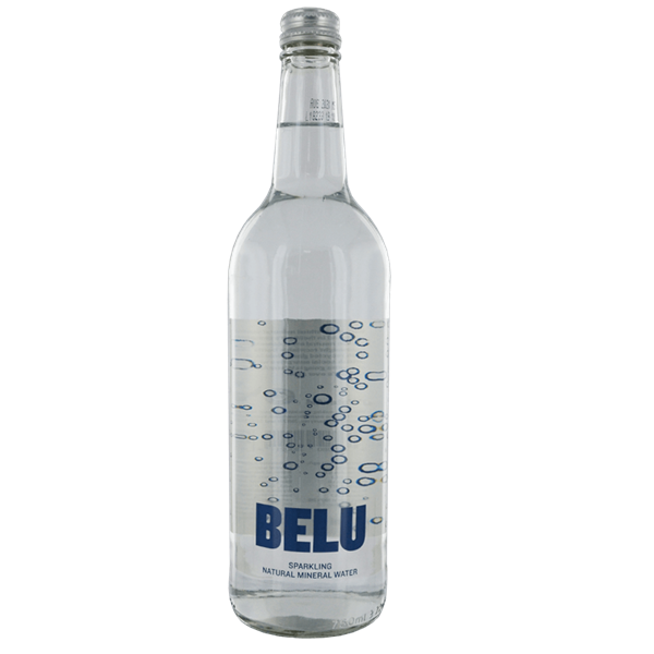 Belu Sparkling Water 750ml - Venus Wine & Spirit