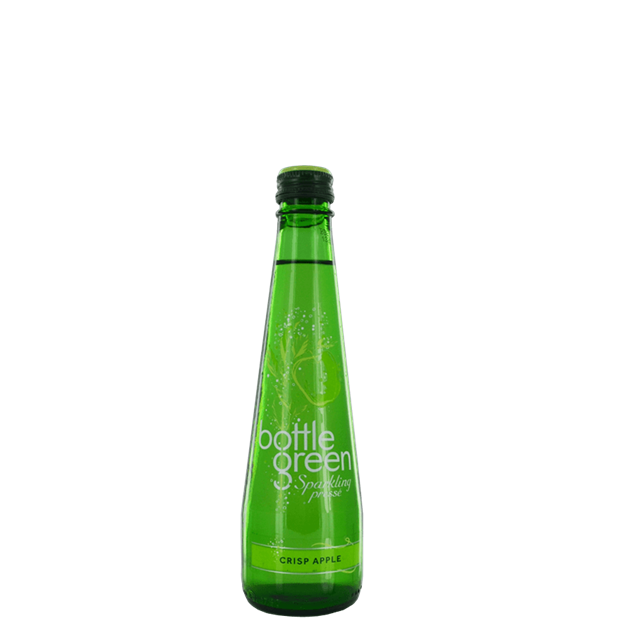 Bottle Green Crisp Apple Press - Venus Wine & Spirit