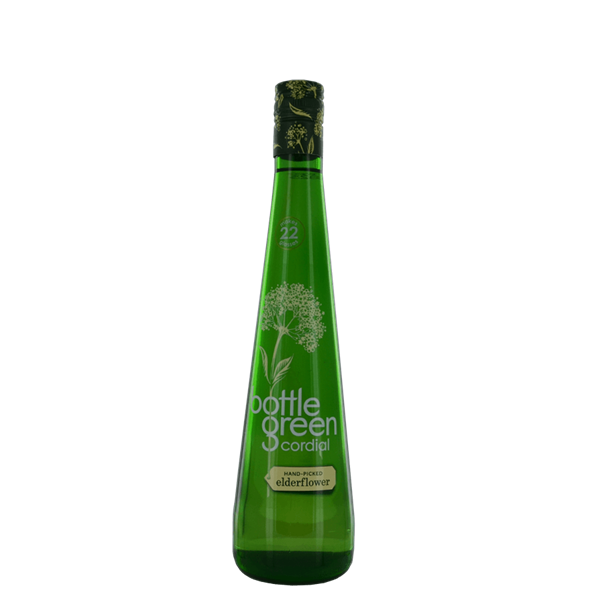 Bottle Green Elderflower Cordial - Venus Wine & Spirit