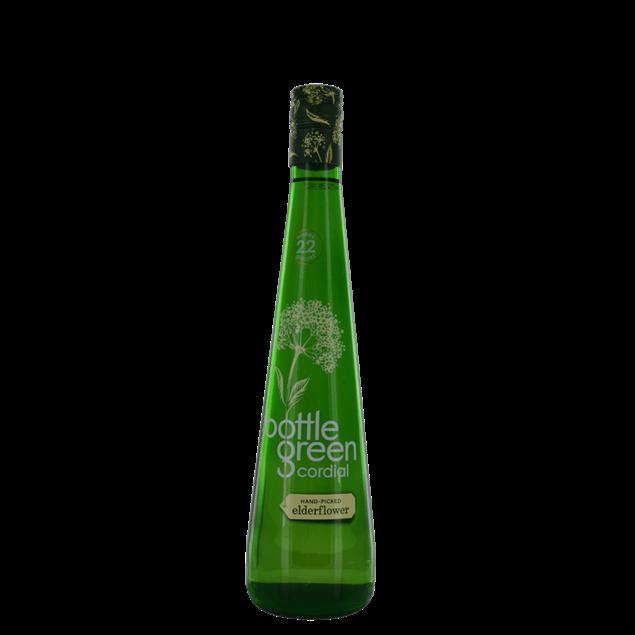 Bottle Green Elderflower Cordial - Venus Wine & Spirit