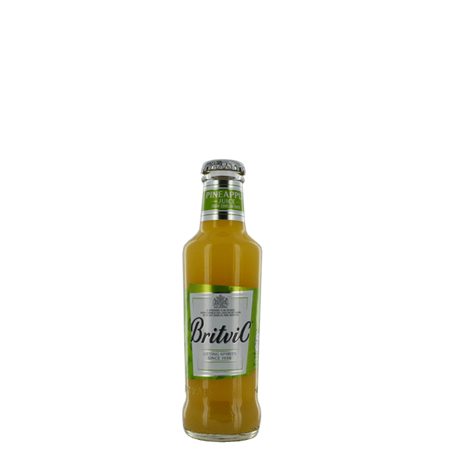 Britvic Pineapple Juice - Venus Wine & Spirit