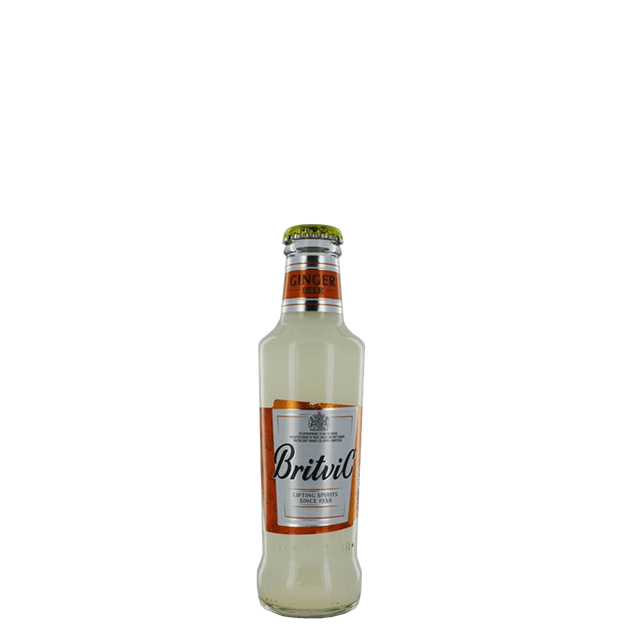 Britvic Ginger Beer - Venus Wine&Spirit