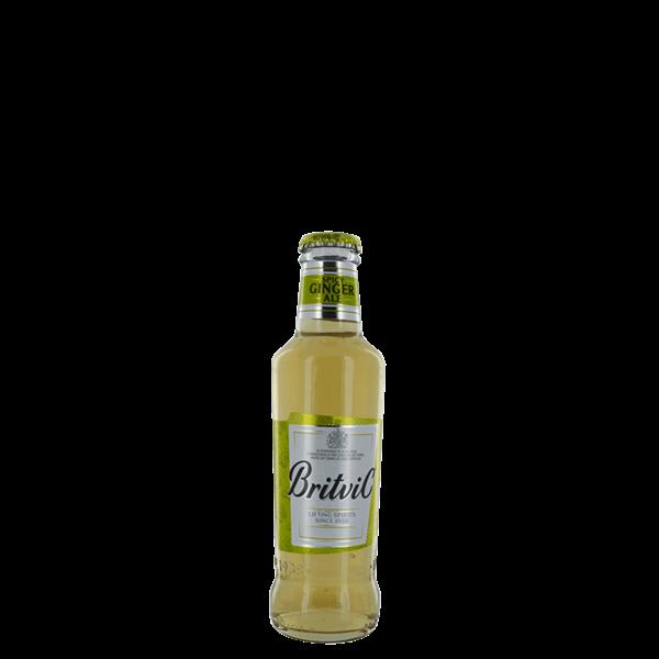 Britvic Spicy Ginger Ale - Venus Wine & Spirit