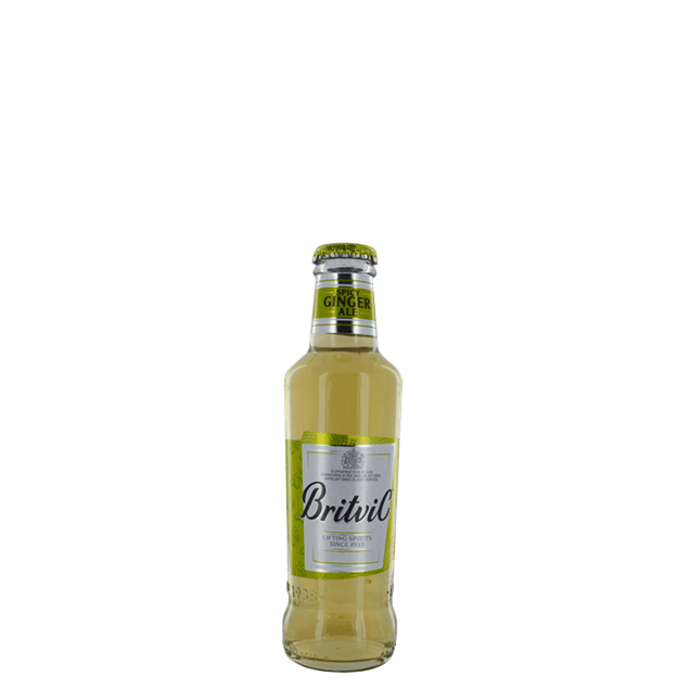 Britvic Spicy Ginger Ale - Venus Wine & Spirit