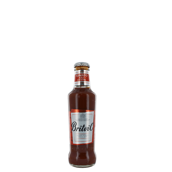 Britvic Tomato Juice - Venus Wine & Spirit